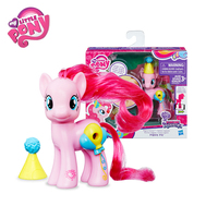 Original My Little Pony Brand Toys Little Mary Mirror Rainbow Dash Pinkie Model Toy for Children Reborn Baby Girl Bonecas Doll