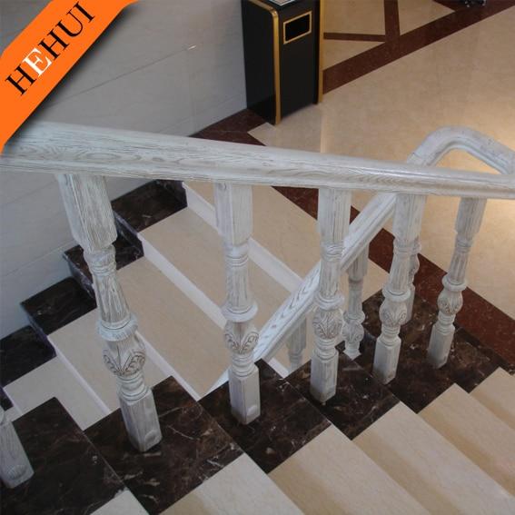Moderno diseño exterior pasamanos de la escalera, escaleras ...