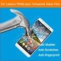 """0.3mm 2.5D 9 H Anti-añicos de Cristal Templado de cine para Lenovo PHAB Plus 6.8 """"pc de la tableta de Explosión películas protector de pantalla de vidrio a prueba de"""