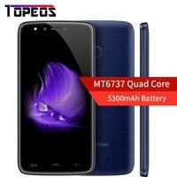 Original HOMTOM HT50 Android 7 0 MT6737 Quad Core Smartphone 5300mAh 3GB RAM 32GB ROM 5