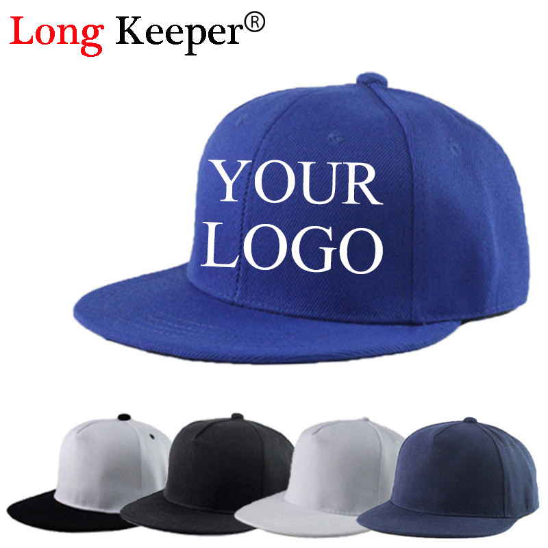 Long Keeper Snapback Caps Blank Hip Hop Hats Customized Net Baseball Caps LOGO Printing Adult Hats Casual Peaked Hat LK02 feitong summer baseball cap for men women embroidered mesh hats gorras hombre hats casual hip hop caps dad casquette trucker hat
