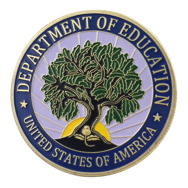 The Department Of Education: United States Department Of Education Gold Plated