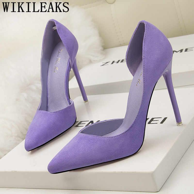 Tacchi di lusso eleganti scarpe donna 2019 tacchi rossi scarpe da sposa scarpe da sposa a spillo nero ufficio tacchi scarpe da donna scarpe donna tacco