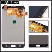 Sinbeda Super Amoled LCD Screen Touch Screen With Digitizer Glass Assembly For Samsung Galaxy Note N7000