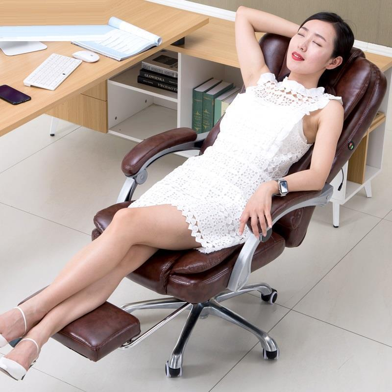Computer Home Office Fashion Lift Boss Conference Staff Chair the boss chair conference reception negotiation of large chair recreational office leather chair