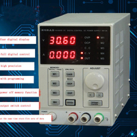 KA3005P Programmable Precision Adjustable 30V, 5A DC Linear Power Supply Digital Regulated Lab Grade Low noise