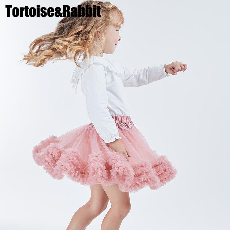 Балетная юбка детская