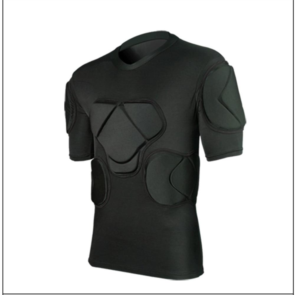 Регби вратарь футбольные майки тренировочные штаны наколенники EVA губка футболка для американского футбола наколенники защита голени сноуборд шлем