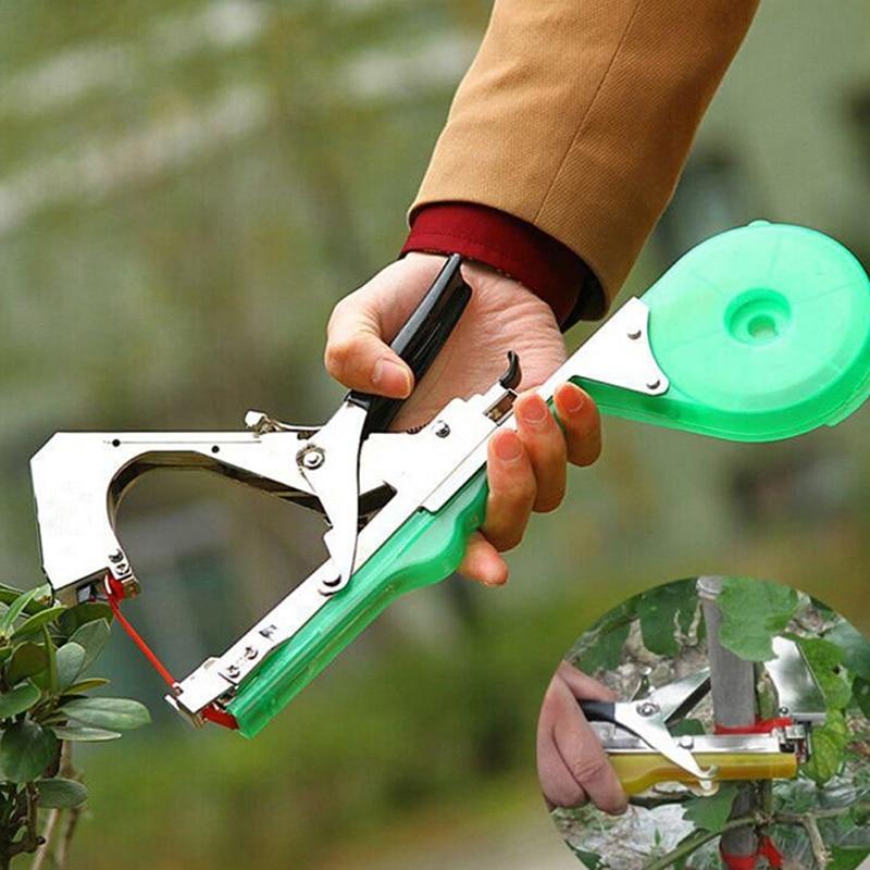 лучшая цена Anvil Machine garden Tools Tapetool Tapener Packing Vegetable's stem Strapping Cutter Grape
