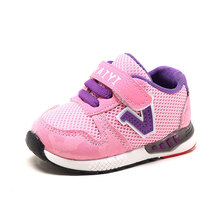 Kids Girls Flat Shoes Boys Breathable Mesh Baby Pink Shoes Children Girls Shoes Kids Toddler Sneakers Air Shoes chaussure garcon