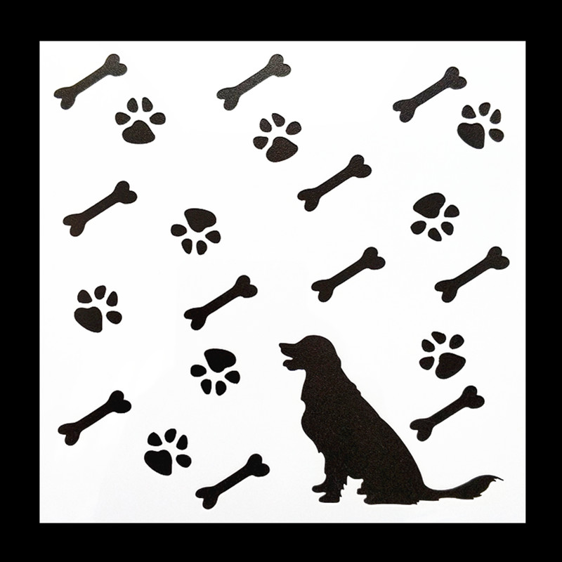 13-13cm-diy-painting-craft-dog-pattern-stencil-template-for-wall-painting-scrapbooking-stamp-decor-embossing-cards