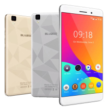 Original Bluboo Maya 5.5″HD 1280*720 3G Smartphone Android 6.0 MTK6580A Quad-Core 1.3GHz 2GB+16GB 8.0MP+13.0MP 3000mAh Cellphone