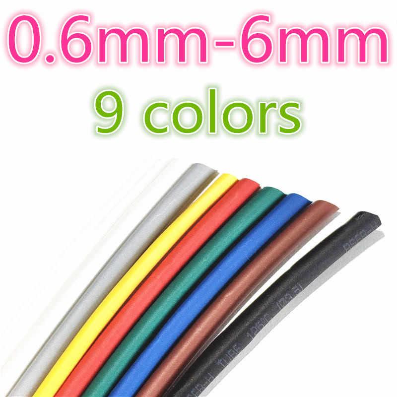 1メートル2:1 9色0.6ミリメートル0.8ミリメートル1ミリメートル1.5ミリメートル2ミリメートル2.5ミリメートル3ミリメートル3.5ミリメートル4ミリメートル4.5ミリメートル5ミリメートル熱収縮熱収縮チューブチューブワイヤドロップシッピング