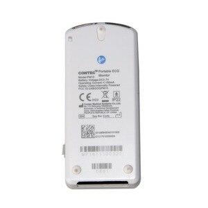 Image 3 - جهاز تخطيط القلب EKG المحمول شاشة ملونة ECG مراقب آلة القلب المحمولة BT USB PC البرمجيات الرعاية المنزلية