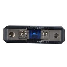 MINI ANL FUSE HOLDER 0/2GA-0/2GA WITH FUSE DISTRIBUTION BLOCK STEREO/AUDIO/CAR