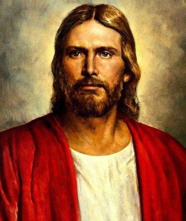 Special Offer Religious Art Lord Jesus Christ Portrait Art Oil