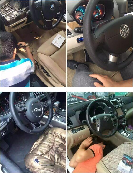 install BMW AUDI TOYOTA BUICK