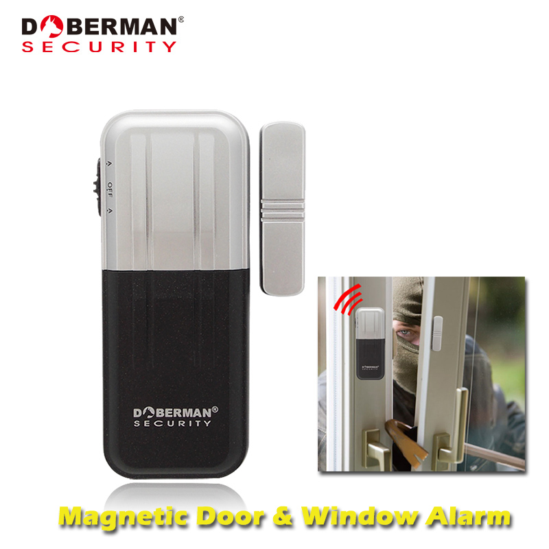 Doberman Security Magnetic Door Window Alarm Home