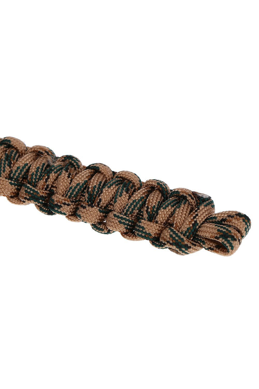 New Paracord Parachute Cord Outdoor Emergency Quick Release Survival  Bracelet With U Bucklewoodland Camo