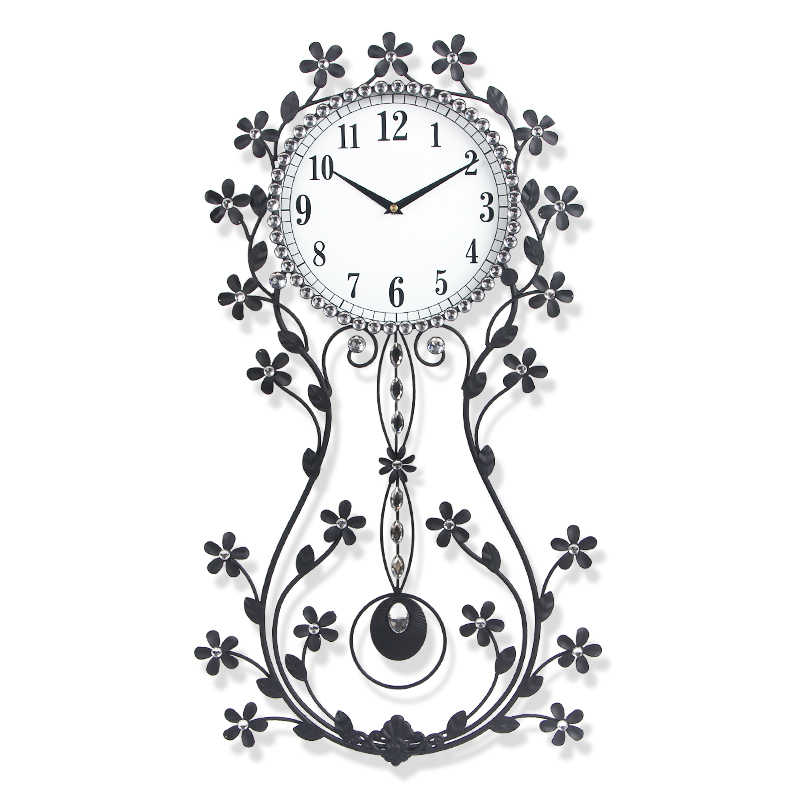 nice design quiet wall clock. Home Decoration wall clock Modern Design Large Decorative Wall Clocks 3d  Vintage Sticker Quartz quiet s1813 in from The Best 100 Nice Quiet Clock Image Collections
