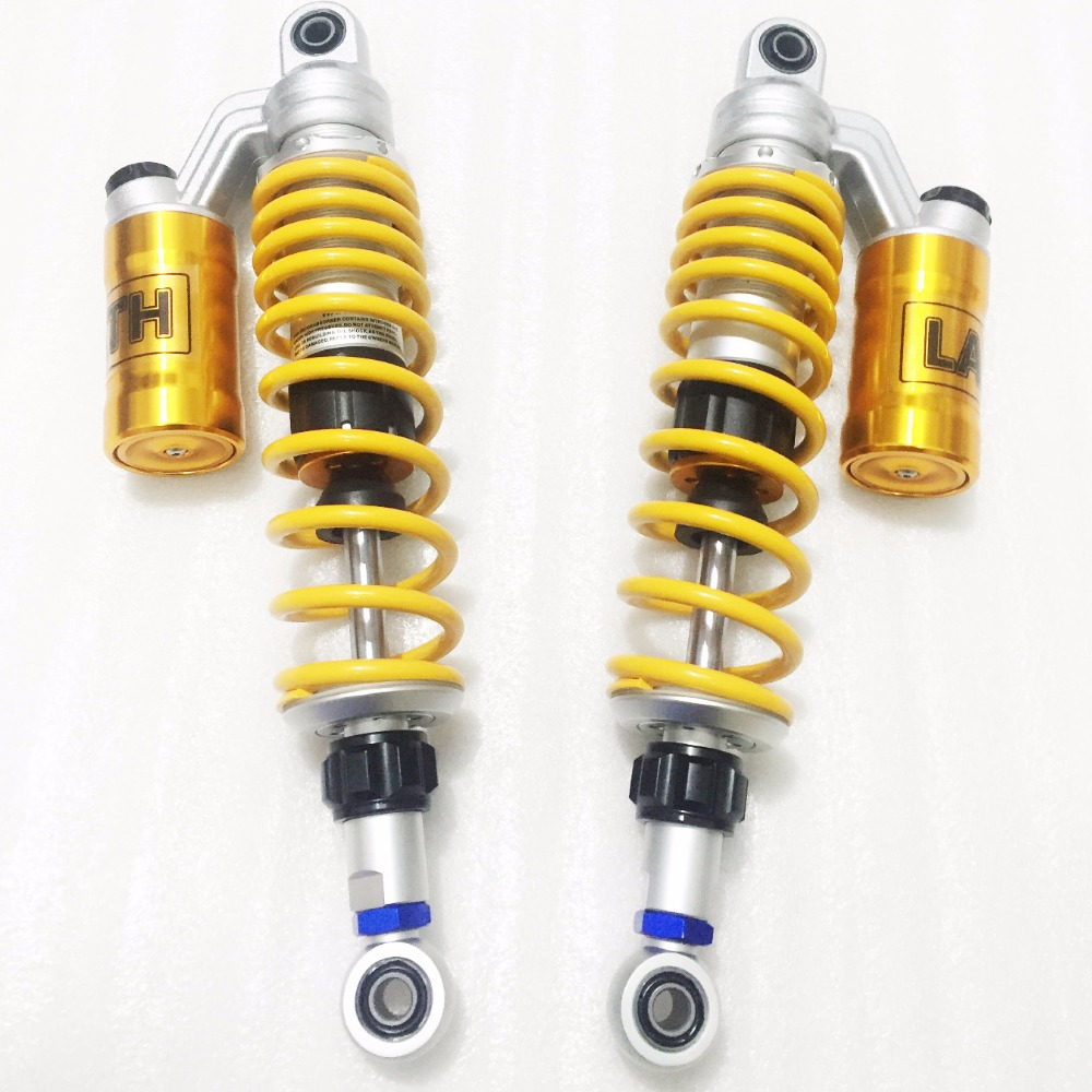310mm 330mm Universal Motorcycle Shock Absorber Suspension for HONDA YMAHA SUZUKI Kawasaki Aprilia Benelli KTM