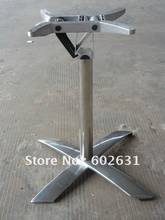 Flip bar table base aluminum frame(China)