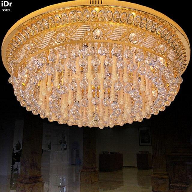 led kristallen lamp slaapkamer moderne minimalistische eetkamer lamp verlichting groothandel plafondverlichting lmy 089