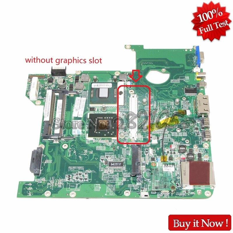 NOKOTION MBAKD06001 MB. AKD06.001 DA0Z01MB6F1 pour Acer aspire 4720 4720g carte mère d'ordinateur portable 965GM DDR2 sans emplacement graphique