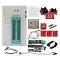 Универсальный программатор Minipro V8.33 Tl866Ii Plus + 28 адаптеров + тестовый зажим Tl866 Pic Bios высокоскоростной программатор