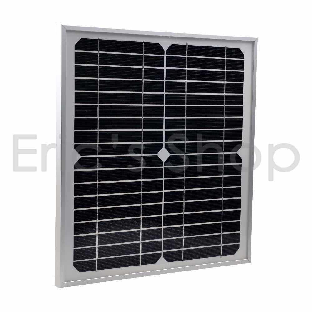 10W 18V Polycrystalline Silicon Solar Panel Used For 12V PV Solar cell Energy Power Charger Battery Good Quality 10W 18V Panels