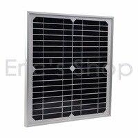 10 Вт 18 в поликристаллическая Кремниевая солнечная панель используется для 12 В фотоэлектрическая солнечная батарея энергетический аккумул...