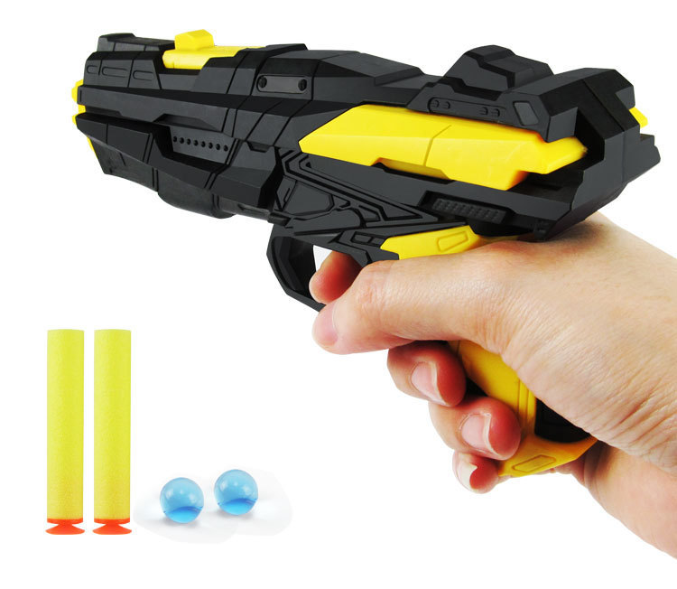 1pcs Water Beads Gun Toy.Paintball gun pistol & soft bullet gun set.Air Soft Bullet Gun.Orbeez. d10