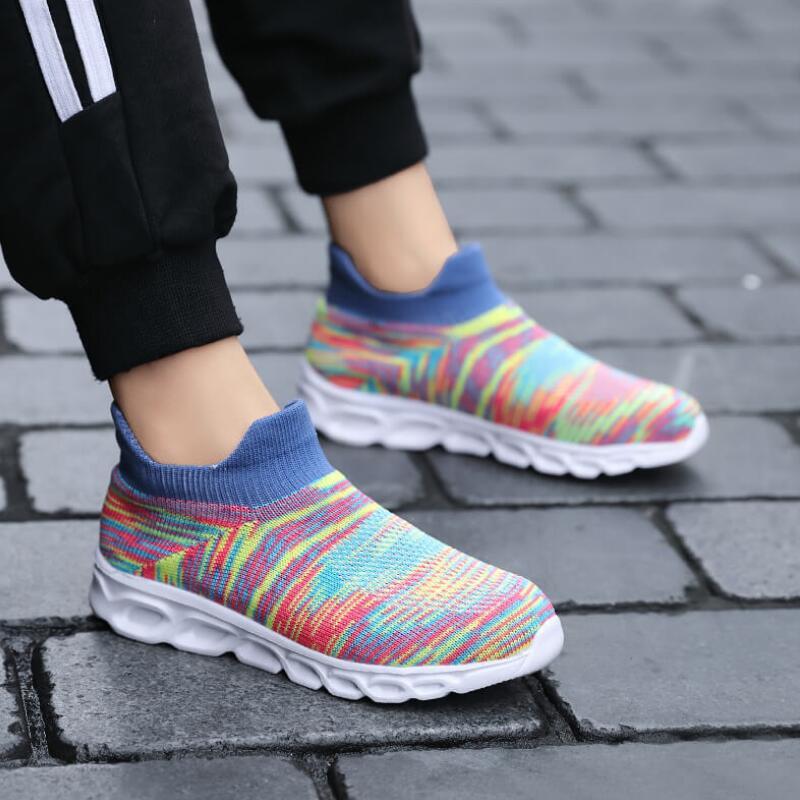 Children shoes For Boys Girls Sneaker Mesh Breathable ...