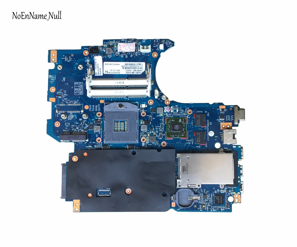 670795-001 For HP ProBook 4730s 4530s Laptop Motherboard 6050A2465501-MB-A02 HM65 1GB Non-integrated 100% Tested
