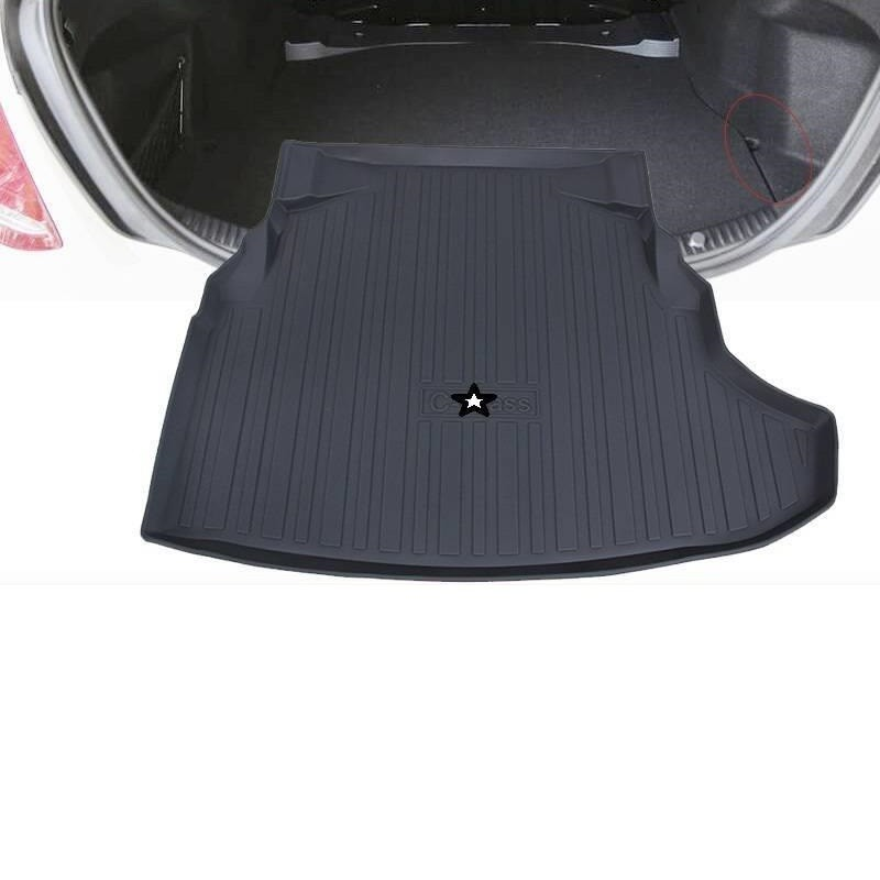 Coche Automobile Car Styling Car styling Protector Maletero Trunk Mat FOR Mercedes Benz A B C