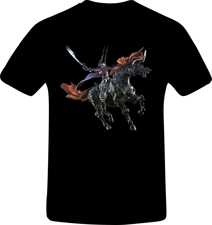 Final fantasy best quality custom tshirt 100 cotton t for Custom t shirts under 10