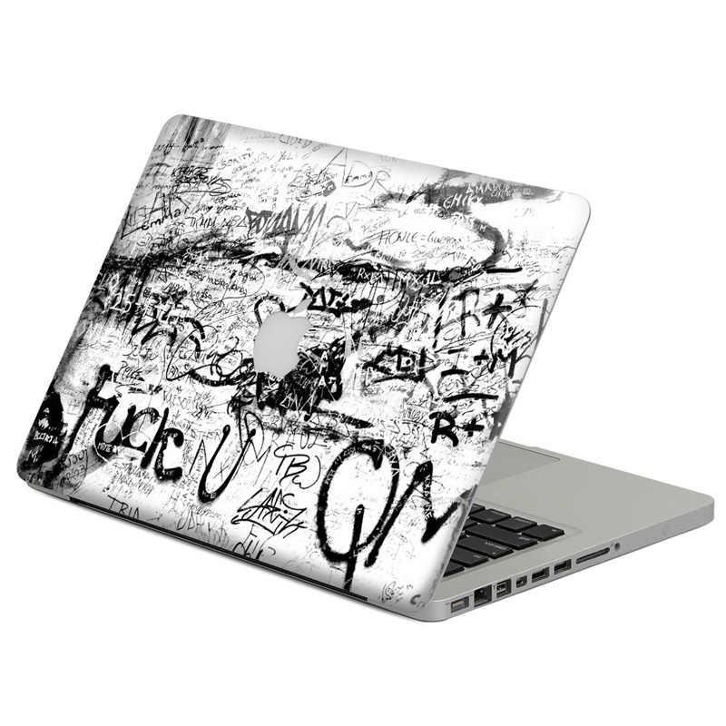 """Граффити плакат ноутбука Наклейка Стикер кожи для MacBook Air Pro retina 11 """"13"""" 15 """"винил Mac корпус полное покрытие кожи"""