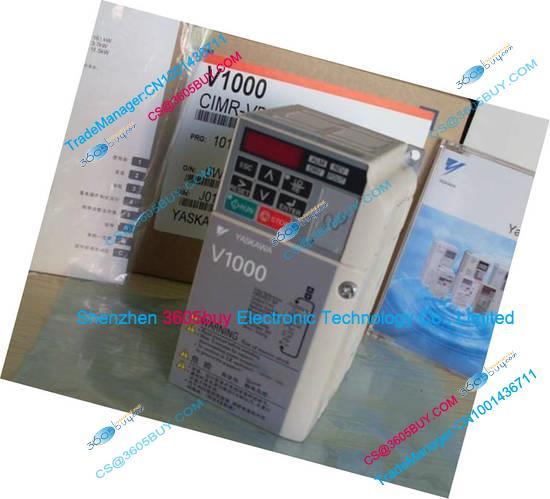 New Original 0.2KW 3 phase 220V inverter CIMR-VB2A0002BAA