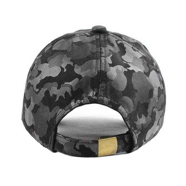 Camo Snapback Caps