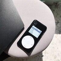 Guokos Novidade Modelado TPU Macio Casos de Telefone Móvel Para o iphone 7 Plus 7 Moda Luxo Inteligente Escudo Protetor Telefone Coque Funda