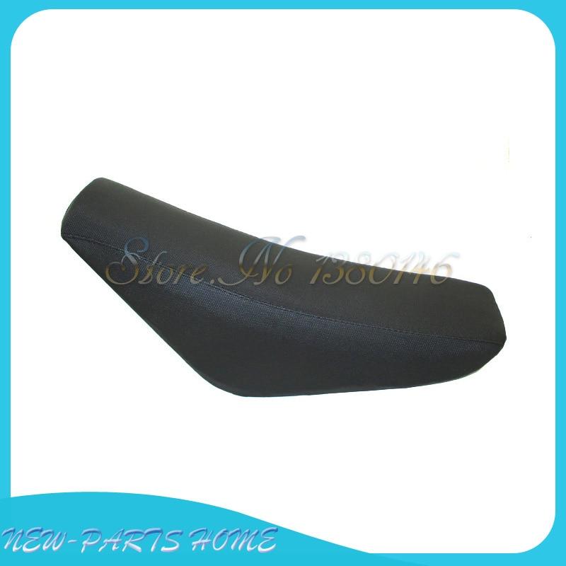 Черные высокие сиденья подходят для китайской ССР Пиранья Atomik Thumpstar Stomp 50cc 70cc 90cc 110cc 125cc 140cc 150cc 160cc CRF50 Pit Dirt Bikes