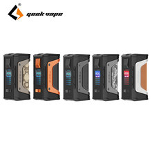 2 шт./партия GeekVape Aegis Mod aegis Legend 200 Вт коробка мод питание от двух 18650 батареи электронные сигареты без батареи для zeus RTA