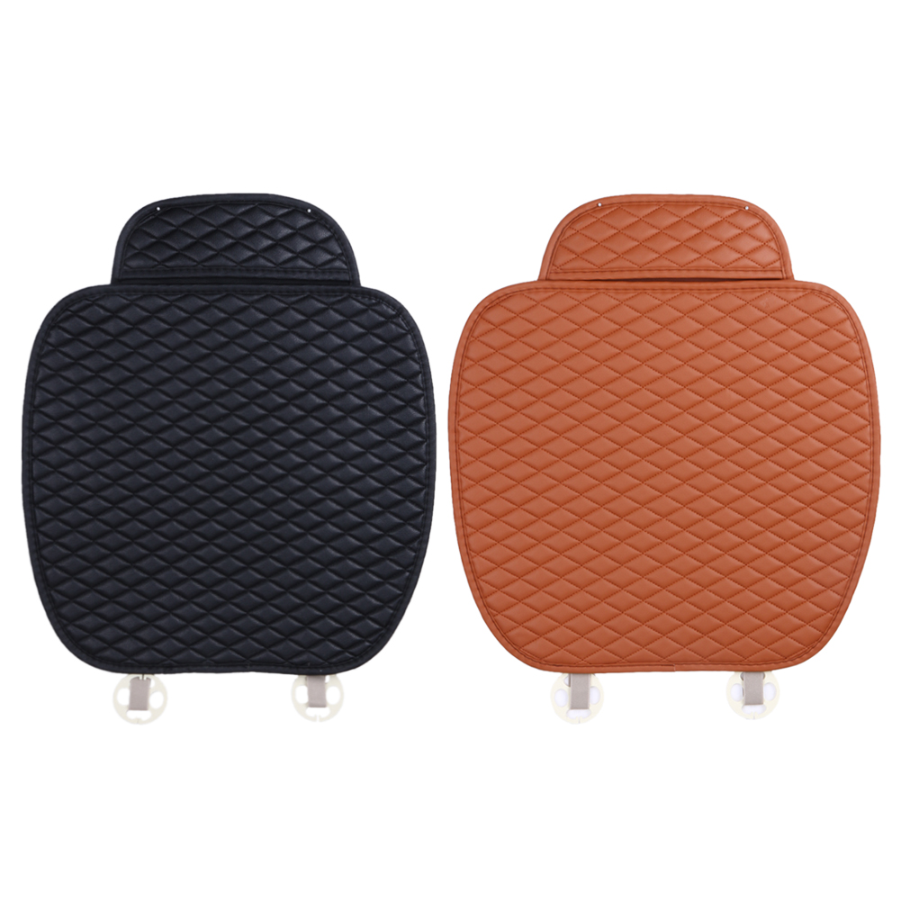 Chair Slip Covers In Store Chairs For Kitchen Universal High Grade Leather Car Seat Cushion Breathable Anti Seatpad Auto Front ...