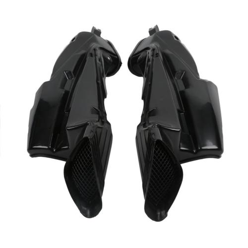 Pair Black Ram Air Tubes Duct Intake For SUZUKI GSXR600 GSX-R 750 2006-2007 K7 часы настенные apeyron pl 9797 30 см
