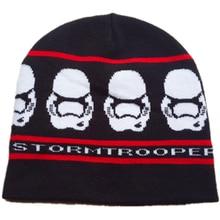 Wars stormtrooper punto doble lados reversibles sombreros de dibujos  animados moda gorros para hombres mujeres niño niña cos gor. 3bc8a3d8f03