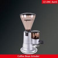 Портативный эспрессо burr кофе bean grinder конический тип ручной