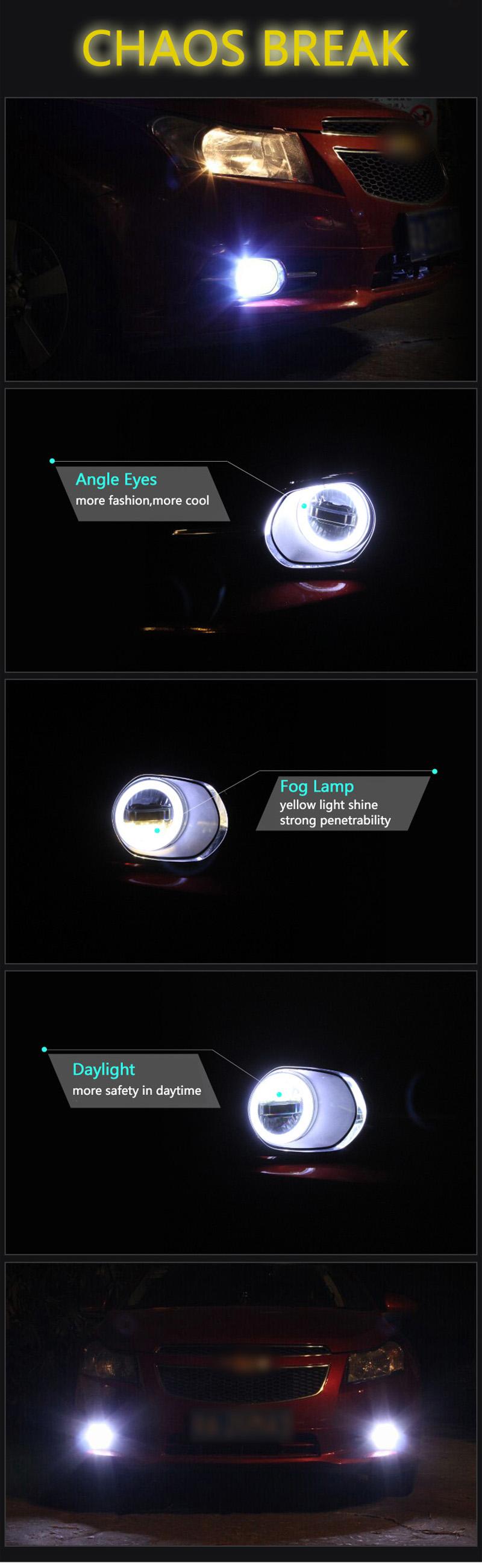 Fog Lamp YY -1