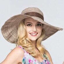 Sombrero del sol de las mujeres flor señoras Floppy sombreros de verano  elegante Partido de Kentucky Derby del sombrero de ala a. 2fd11b27a1b