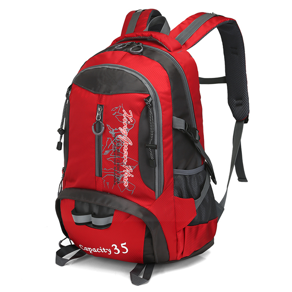 35L Waterproof Tactical Backpack Hiking Bag Men Women Sports Bag Cycling Climbing Backpack Laptop Rucksack Travel Outdoor Bags