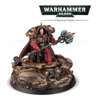 Gabriel Angelos, Chapter Master of the Blood Ravens F1022
